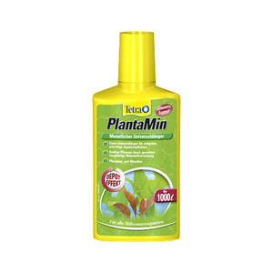 Nawóz do akwarium TETRA PlantaMin 250 ml