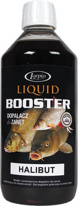 Atraktor wędkarski LORPIO Liquid Booster Halibut 500 ml