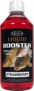 Atraktor wędkarski LORPIO Lorpio Liquid Booster Strawberry 500 ml